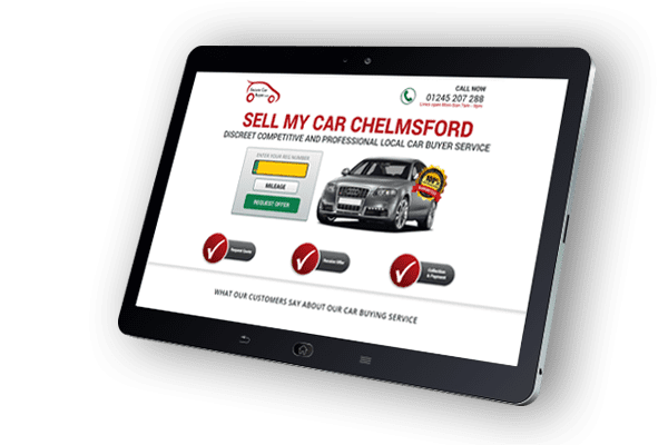 Secure Car Buyer - PPC client