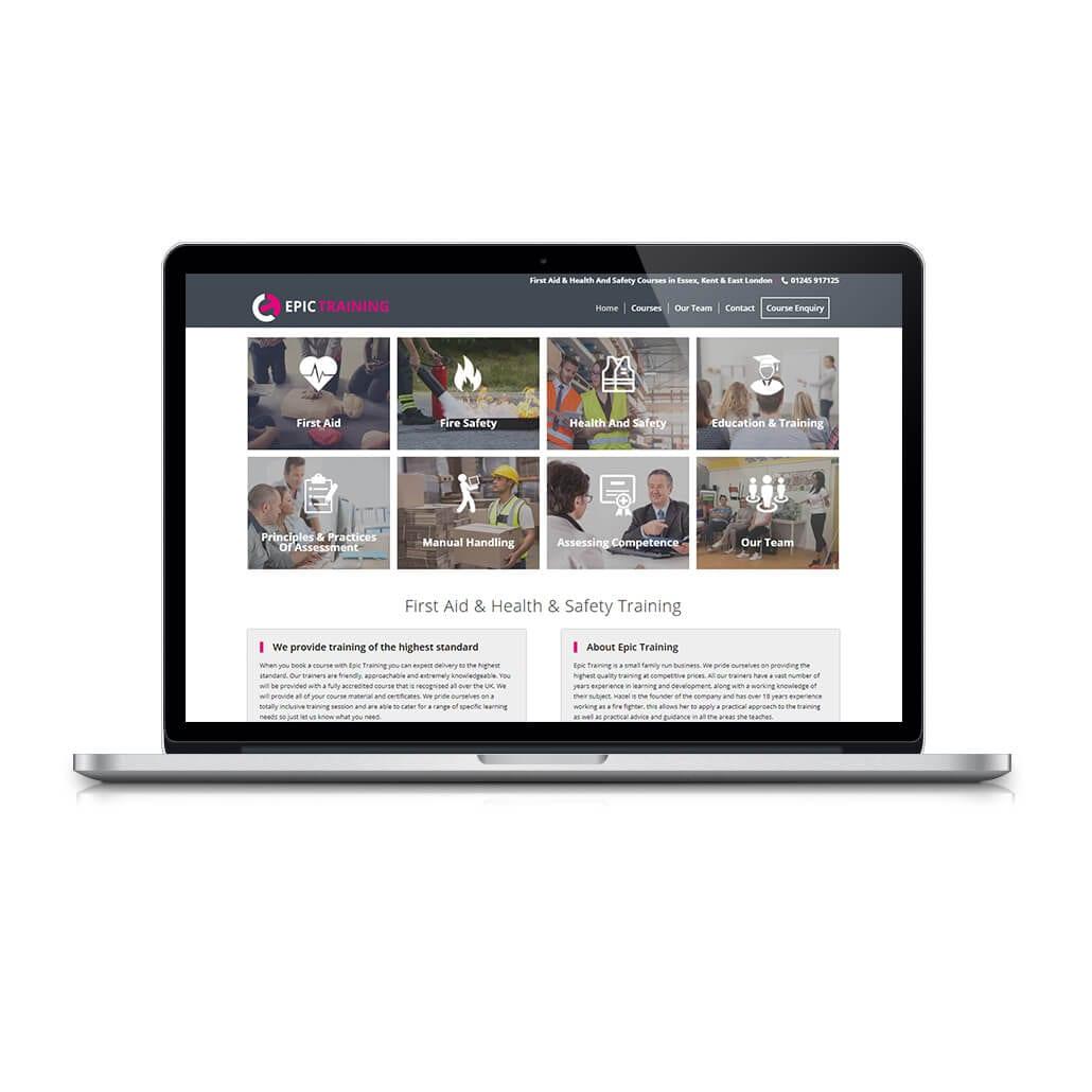 Web Design Training Courses Uk